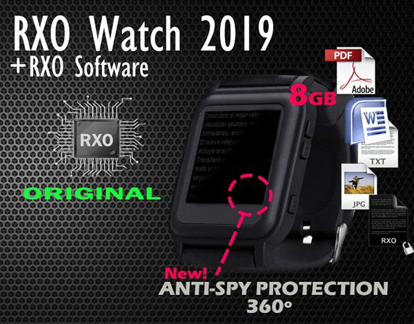 New RXO 2019