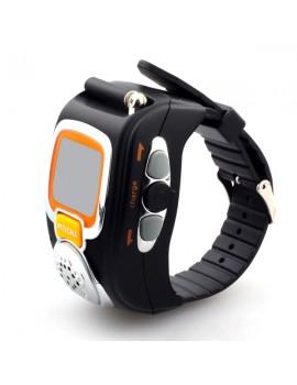 Reloj de pulsera de Walkie-talkie - Micrófono incorporado - Pantalla LCD con luz de fondo