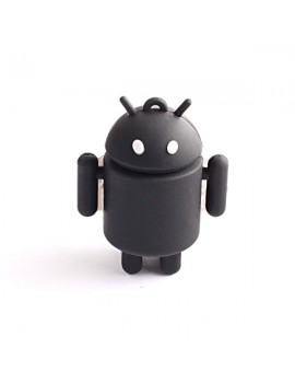 4GB Android Robot Style USB Flash Disk Memory Stick