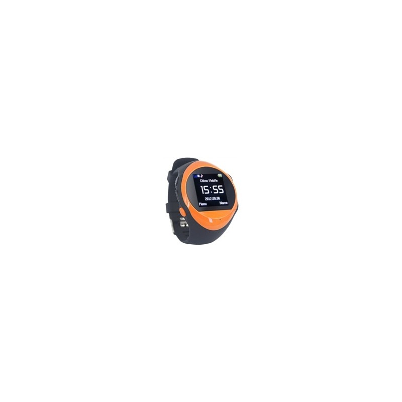 Reloj GPS naranja 4GB