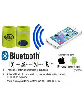 Poignet Sportif Bluetooth BTsport