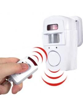 Alarma con Sensor de...