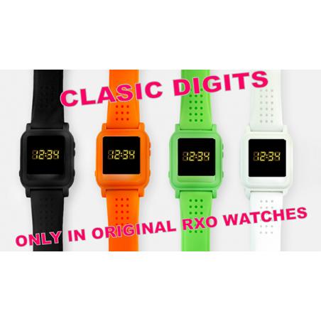 Reloj RXO 2018 DIGITOS