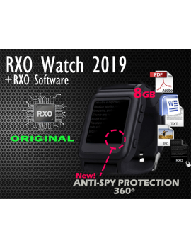 Software RXO 2018