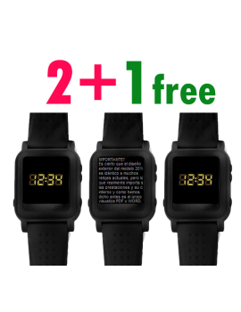 3+1free RXO WATCH 2019 new