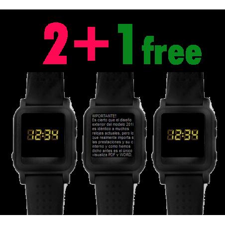 3x2 Reloj RXO 2019 new