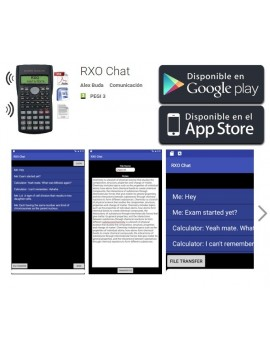 RXO Cheating scientific calculator