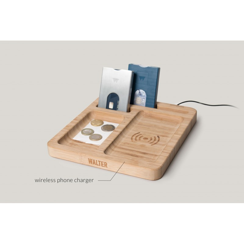 Dock with Wireless Charger