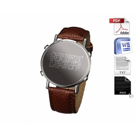 RXO Vintage watch