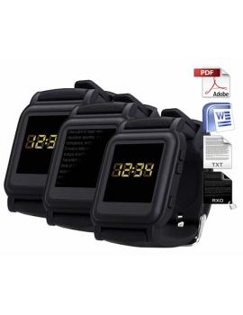 3x2 Reloj RXO 2019 8gb