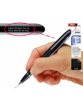 RXO Pen (Bolígrafo Chuleta 8Gb)