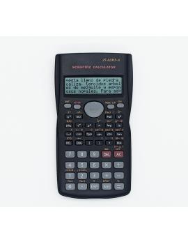 Calculadora científica RXO...