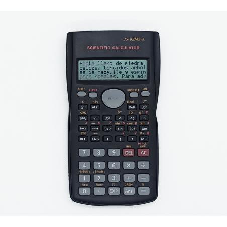 Calculatrice antiseche scientifique RXO v5.0