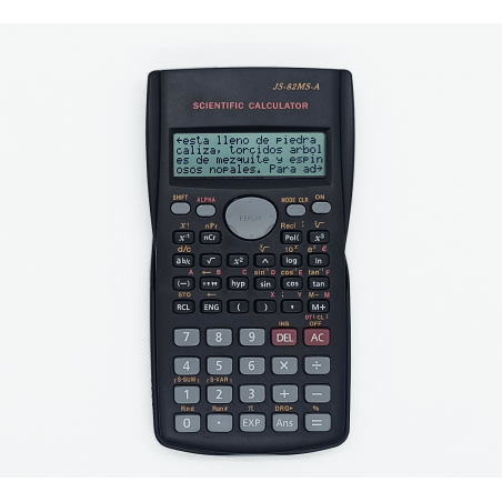 Cheating scientific calculator RXO v5.0