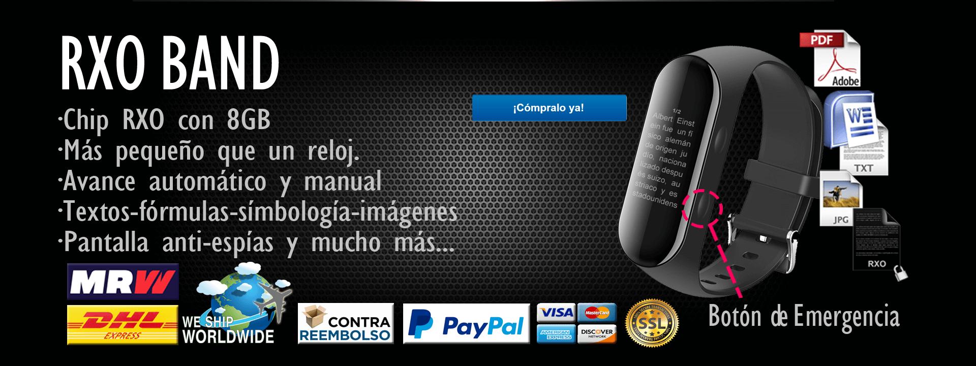 RXO SmartBand